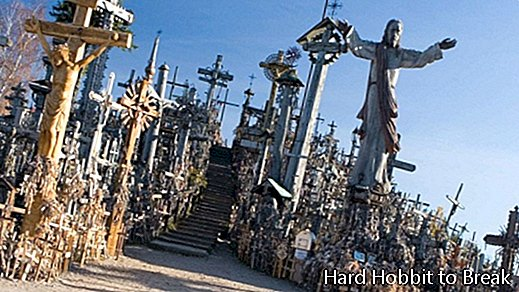 Hill of Crosses photo1
