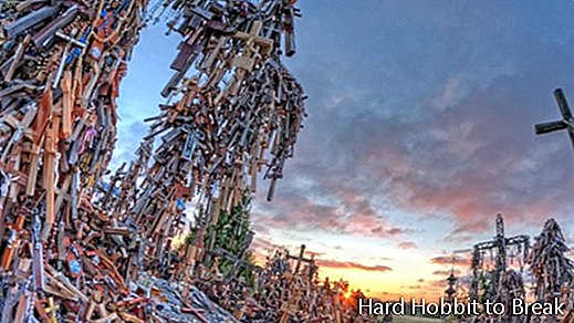 Hill of Crosses photo3
