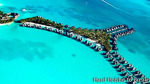 Bora Bora ø-resort