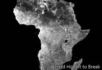 Geographical data of Africa
