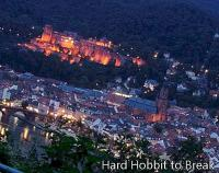 Why should you travel to Heidelberg?