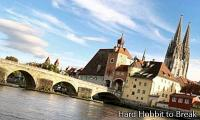 Getaway to Regensburg in Germany