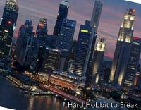 Singapore and its maritime development