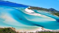 The spectacular Whitsunday Islands in Australia