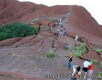The great Uluru