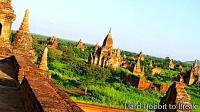 Buddhist temples in the Bagan valley