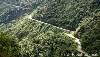 The Highway of Death in Bolivia