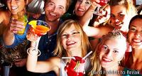 The most popular destinations for stag and hen parties