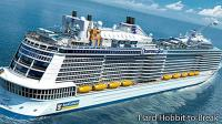 Quantum of the Seas, the most luxurious cruise ship in the world
