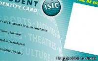 International student card to travel