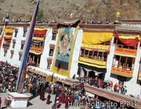 The impressive monasteries of Ladakh