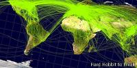 World Air Traffic Video