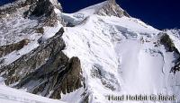 Some of the highest peaks in the world