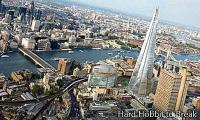 Shard London Bridge, den högsta skyskrapan i Europa