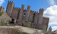 Castello di Óbidos in Portogallo
