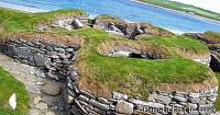 Skara Brae, a Celtic town full of mysteries in Scotland