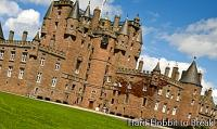 Glamis Castle in Scotland