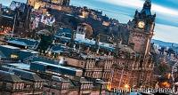 The most important cities in Scotland