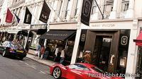 Les rues les plus chères d'Europe