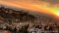 Essential visits in Granada