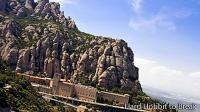 The beauty of Montserrat, one of the symbols of Catalonia