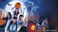 Halloween 2016 in the main theme parks in Spain