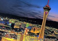 Stratosphere Hotel and Casino i Las Vegas