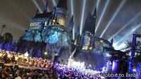Noul parc tematic Harry Potter din California