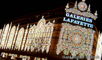 De Lafayette Galleries in Parijs