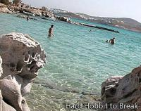 Visit the island of Paros