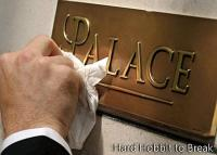The naming Palace of France hotels