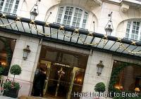 Upcoming changes to the Le Bristol hotel in Paris