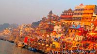 Benares, the holiest city in Hinduism