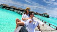 Paradise destinations for a honeymoon