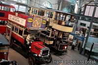 The Transport Museum in London