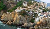 La Quebrada, a break of vertigo in Acapulco