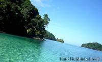 Coiba National Park in Panama