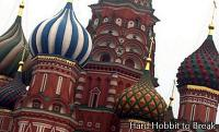 Visit St. Basil's Cathedral in Moscow