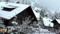 Enjoy the snow in Gstaad