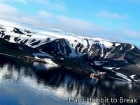 Deception Island, un paradiso in Antartide
