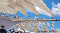 An adventure with the Star Clippers sailboats