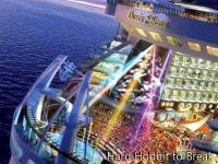 Oasis of the Seas: et luksuriøst cruise