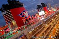 Disney-cruise, perfekt for hele familien