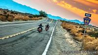 Are you ready to travel on a motorcycle?